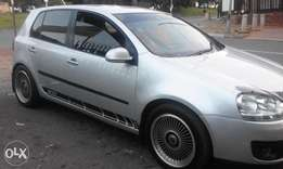 golf5 2.0 at Low price good condition