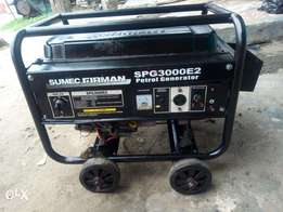 Original all_black SUMECFIRMAN SpG3000E² generator