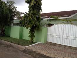 3 bedroom self compound for rent at Sakumono