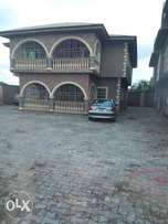 3bedroom Duplex for rent at Jakpa Rd