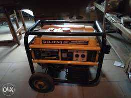 12kw generator with key starter for
