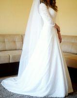 Весільні сукні Любешів  купити весільне плаття бу - дошка оголошень ... abad7b9cd87c0