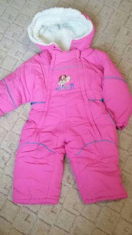 Комбінезон зимовий  300 грн. - Одяг для дівчаток Хмельницький на Olx 1bdc766c5b2da