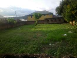 A table Land with C of O for Sale at Jikwoyi( God of Elijah)