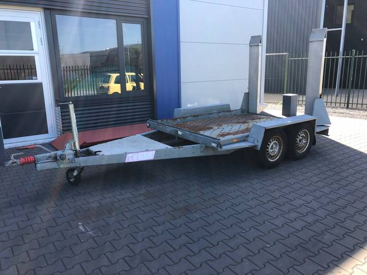Tysse  Machine transporter  Aanhanger