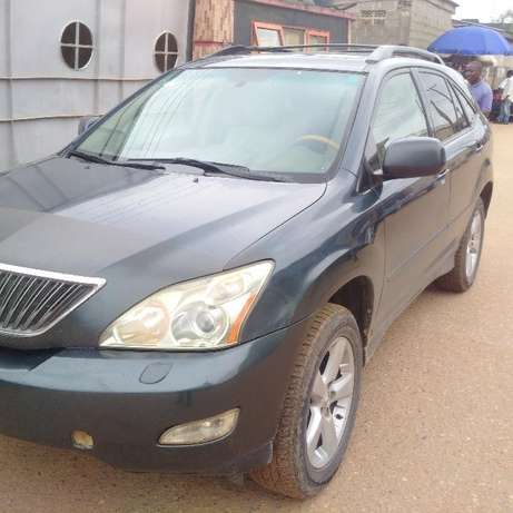 Just Registered 2004 Lexus RX300 (NAVIGATION/REVERSE CAMERA) Ikeja - image 3