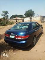 Few months used Honda Accord 2004