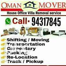 House shifting /services ((