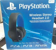 PlayStation 4 Wireless Stereo Headset 2.0 (PS4 / PS3 / PSVITA / PC)