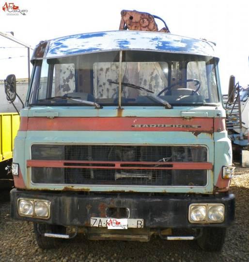 Barreiros 4216 c dump truck for parts