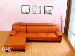 Flappy Sofa Couches in Soft Leather Ugsh 690,000/- Available on Order.