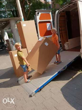 Movers packers transport services