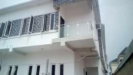 New 5 Bedroom Detached Duplex Chevy-view Lekki Lagos