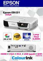 September Offer!Epson EB-S31 Projectors.
