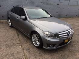 2012 Mercedes Benz C180 AMG Automatic