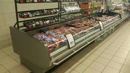 Low Meat counters