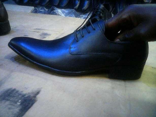 Official male shoes, leather. FREE DELIVERY. Nairobi CBD - image 2