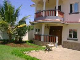 Modern spacious 4 bedroom mansion with Ample parking space