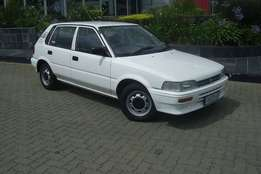 Toyota Tazz 130 for sale R 14,000