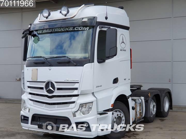 Mercedes-Benz Actros 2545 LS 6X2 Liftachse Euro 6 - 2014
