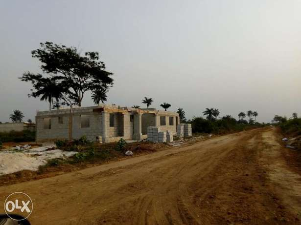 1-100 plots of already developing lands for sale in Portharcourt Obio/Akpor - image 3