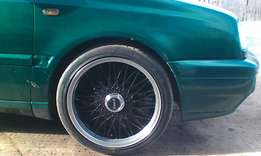 Lenso eagle 17 inch to swap for other 15s