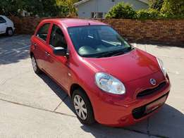2015 Nissan Micra 1.2 with 53000Km Available