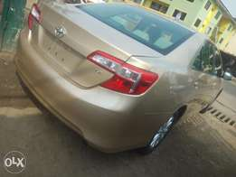Toyota Camry 2013 model Limited Editionl
