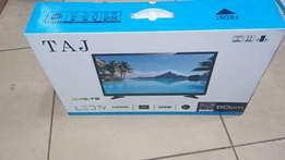 Brand-new 32 inch TAJ Tv on sale