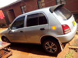 TOYOTA starlet for quick sale