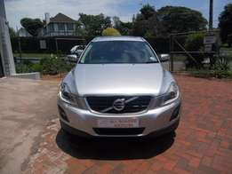 2010 Volvo Xc60 Geartronic (Silver)