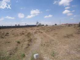 Kitengela 50x100 plots for sale