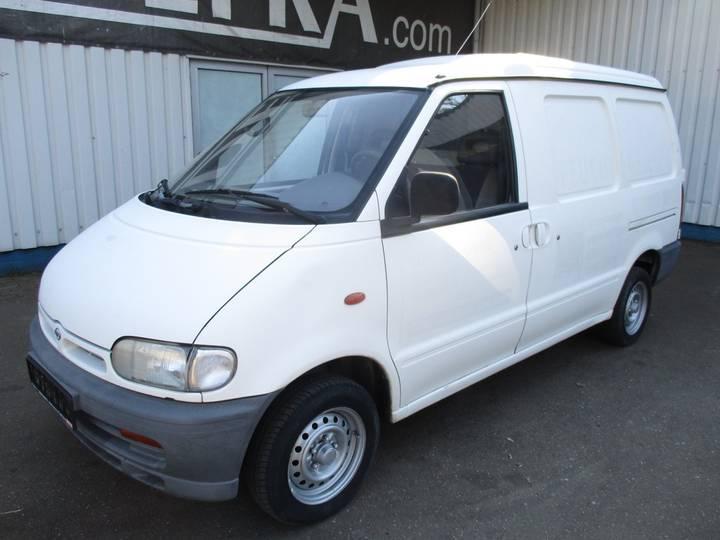 Nissan Vanette Cargo 2,3 D - 1996