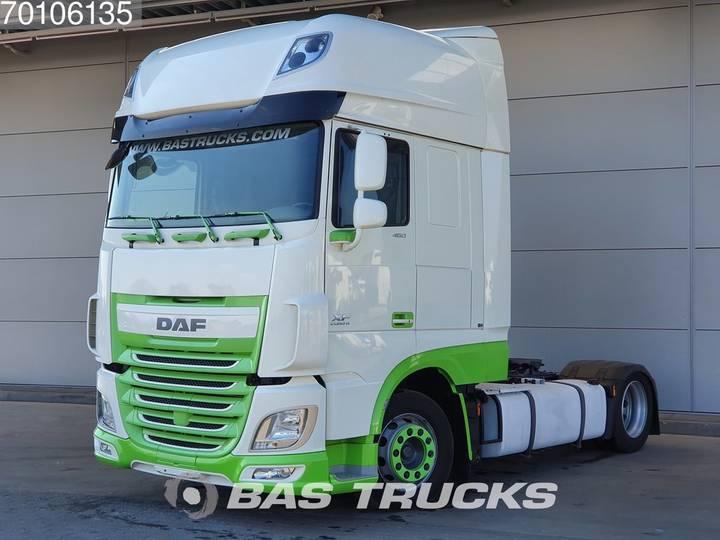 DAF XF 460 SSC 4X2 Mega Euro 6 - 2015