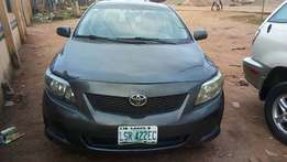 Clean Toyota Corolla (2008) for sale