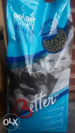 Day by day puppy food Better 20kg Agege - image 1