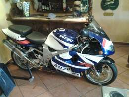 Suzuki TL1000R and Accessories