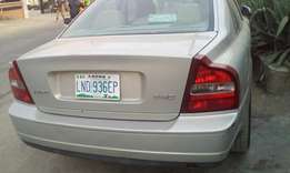 A month registered Volvo S80