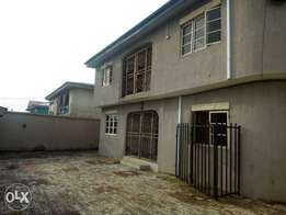 Standard Completely 4Flat of 3bedroom For sale at Igando. With C of O