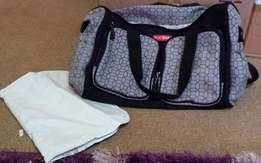 Nappy bag for baby/ Ego Baby bag look as new