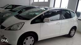 Honda Peal white Fit fully loaded