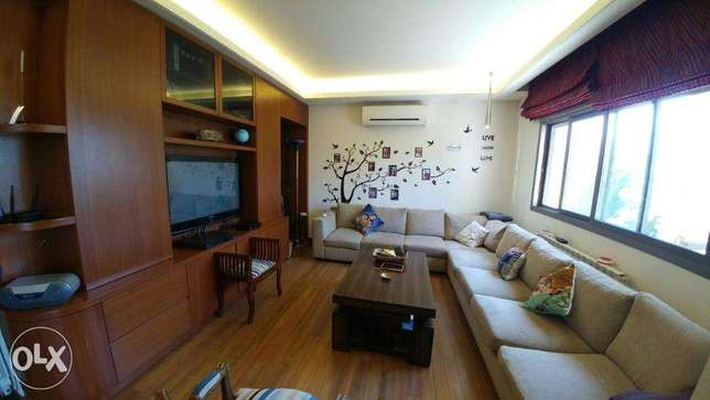 Ballouneh 350m2 - high end - brand new - apartment for sale بلونة -  7