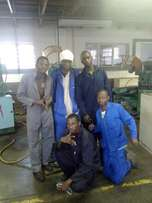 We do electrical wiring, fault finding,