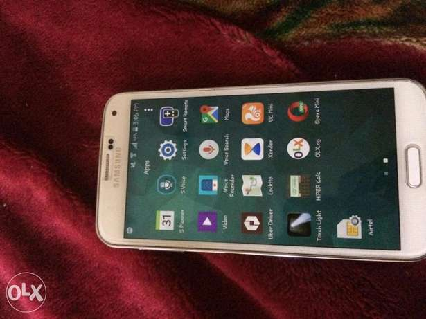 Samsung galaxy S5 for sale Uvwie - image 1