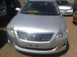 Toyota Premio Kcj cc1500 silver higher purchase accepted balance 13Mon