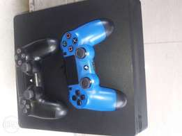 Ps4 slim 1tb, ps4 VR, motion moves controllers, 7games addition