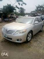 A first body Toyota muscle Camry 2010