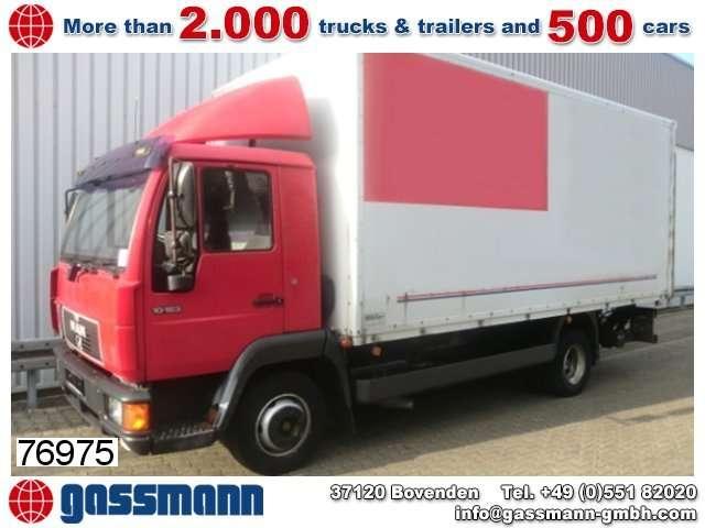 MAN L35 10.163 - 2000
