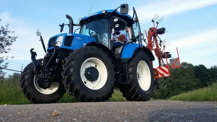 New Holland T6.160 Ac - 2016