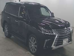 Lexus LX570 Leather, Fully Loaded, Sunroof, Asking Price 19,000,000/=